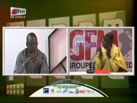 Faram Faccé reçoit, Bara Gaye PDS - 08 Octobre 2014