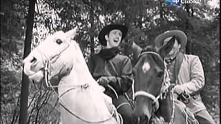 El Valle De Los Desaparecidos (1960) De la Trilogia de El Jinete Solitario