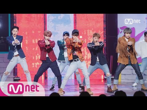 [JBJ - My Flower] Comeback Stage | M COUNTDOWN 180118 EP.554