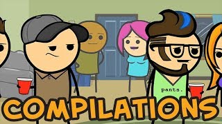 Cyanide & Happiness Compilations - Parties
