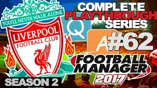 FOOTBALL MANAGER 2017 | #62 | LIVERPOOL | YOUR QUESTIONS