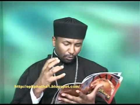 Orthodox Tewahedo Preaching by memhir Zebene Lema (HAIL MARY