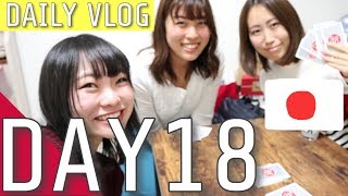 RACLETTE AU JAPON!?【Daily Vlog】/ JULIE JAPON