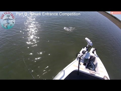 Fish That Snag - Part A & B series + Competitions - Creek Entrance Part B