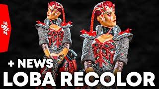 LOBA RECOLOR + NEWS 😩😩😩 × Apex Legends