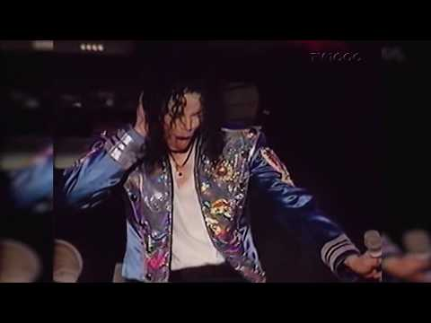 Michael Jackson - Blood On The Dance Floor - Live Gothenburg 1997 - HD