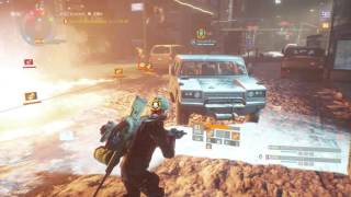 The Division 1.5 Tactician/FireCrest Combo Build