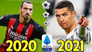TOP 50 GOAL SERIE A 2020-2021