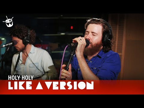 Holy Holy cover Joy Division 'Love Will Tear Us Apart' for Like A Version
