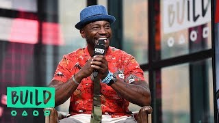 """Taye Diggs Talks """"All American"""" & """"I Love You More Than..."""""""
