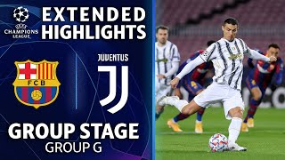 Barcelona vs. Juventus: Extended Highlights | UCL on CBS Sports