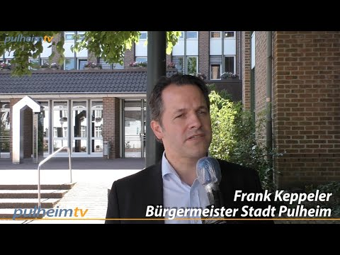 Interview mit Frank Keppeler Bürgermeister der Stadt Pulheim