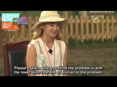 HYOYEON funny DIPLOMAT Interview