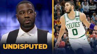 Tatum & Celtics have a legit shot at challenging Giannis & Bucks in East — Haynes | NBA | UNDISPUTED