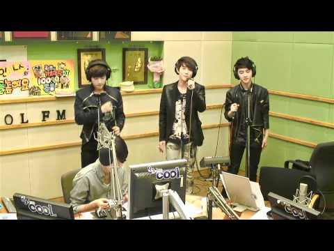 120514 EXO-K- Radio(KBS cool FM) SUHO BaekHyun D.O - Angel