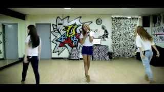 """립서비스 (Lip Service) - """"유치뽕"""" 안무영상 (""""Puppy Love"""" Dance Practice)"""