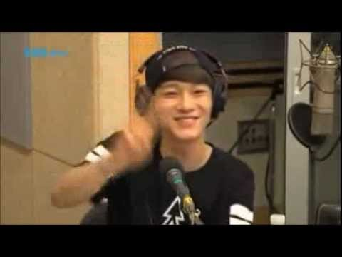 EXO's Chen (Kim Jongdae) Laugh Compilation