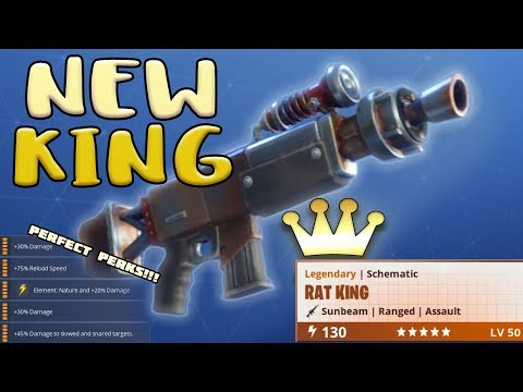 Tactical Submachine Gun In Fortnite