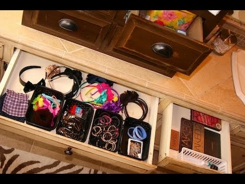 Clear Storage Drawers