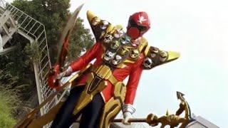 Kaizoku Sentai Gokaiger | Gokai Red Gold Mode - sub español