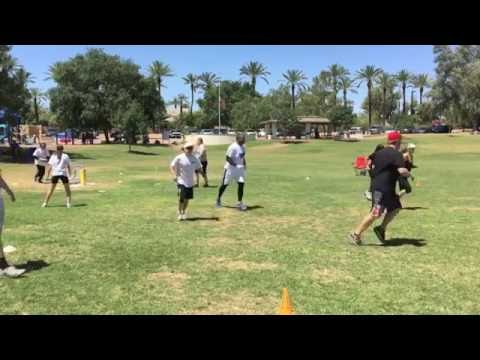 Sabakiball Game Footage with Instruction