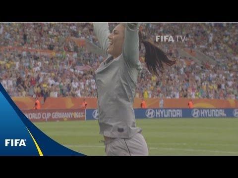 USA trump Brazil in classic thriller