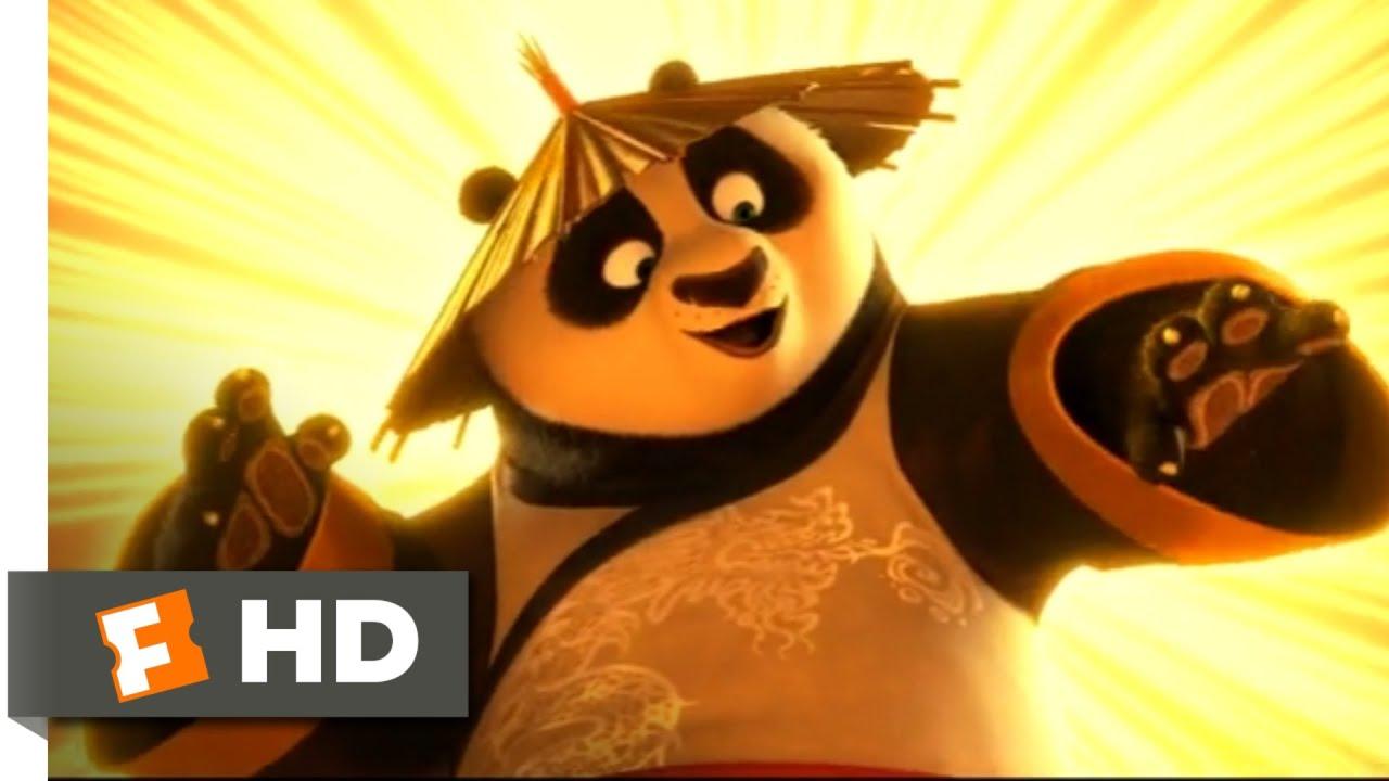 Kung Fu Panda Roblox Id - Kung Fu Panda 3 2016 I Am The Dragon Warrior Scene 10