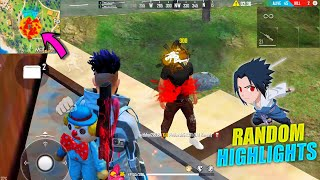 Some Random Free Fire Factory Fight Highlights With Amazing Headshots - P.K. GAMERS Free Fire Video