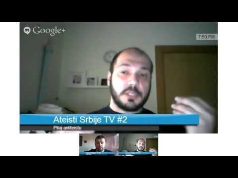 Ateisti Srbije TV 002 - Pitaj antiteistu