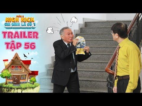 Gia đình là số 1 Phần 2 | trailer tập 56: Ông Tài tái mặt vì tình địch chơi xấu tung tin đồn hẹn hò