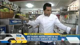 Sorveteria de Edu Guedes