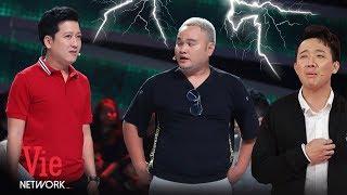 Vinh Râu FAP TV Cãi Vượt Mặt Trường Giang Trong Lần Giao Thủ | Hài Nhanh Như Chớp Mùa 2 [Full HD]