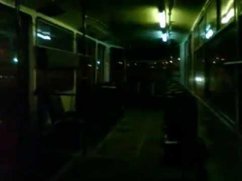 Еду я в трамвае один один!