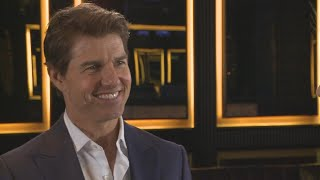 Tom Cruise Admits He Was 'Pissed' Following 'Mission: Impossible' Injury (Exclusive)