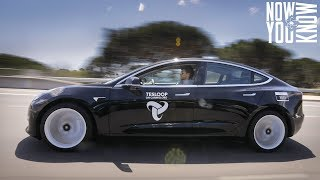 Tesla Ride Sharing Service - Tesloop Full Interview