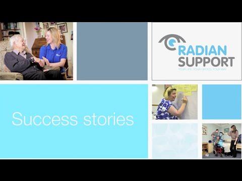 Radian Support Ross Baker case study