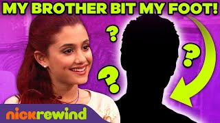 Every Weird Thing Cat Has Said About Her Brother Ever! 🙀 | Victorious