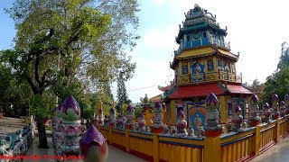 Viếng Bái  chùa Đạo Nằm - H Chợ Mới - An Giang