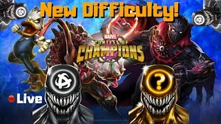 New Event Quest Difficulty Symbiomancer! Live! - Marvel Contest Of Champions