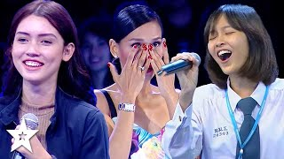 TOP 3 Viral Singing Auditions on Thailand's Got Talent | Got Talent Global