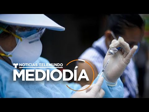 ¿Quiénes recibirían primero la vacuna contra COVID-19? | Noticias Telemundo