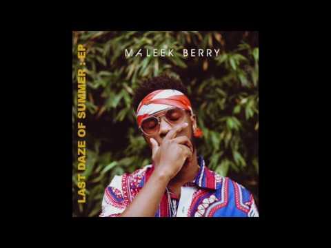 Maleek Berry - Nuh Let Go (Audio)