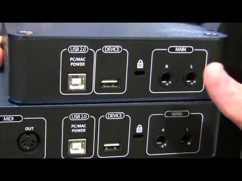 [NAMM] PreSonus AudioBox Interfaces for Mac, PC and iOS