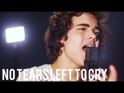 Ariana Grande - No Tears Left To Cry (Cover by Alexander Stewart)