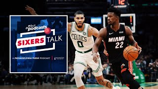 Eastern Conference Finals is a nightmare for Sixers fans | Sixers Talk | NBC Sports Philadelphia