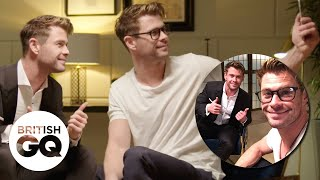 Chris Hemsworth interviews Chris Hemsworth about Chris Hemsworth | British GQ