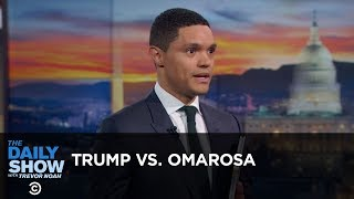 Trump Meets His Match in Omarosa - Between the Scenes | The Daily Show