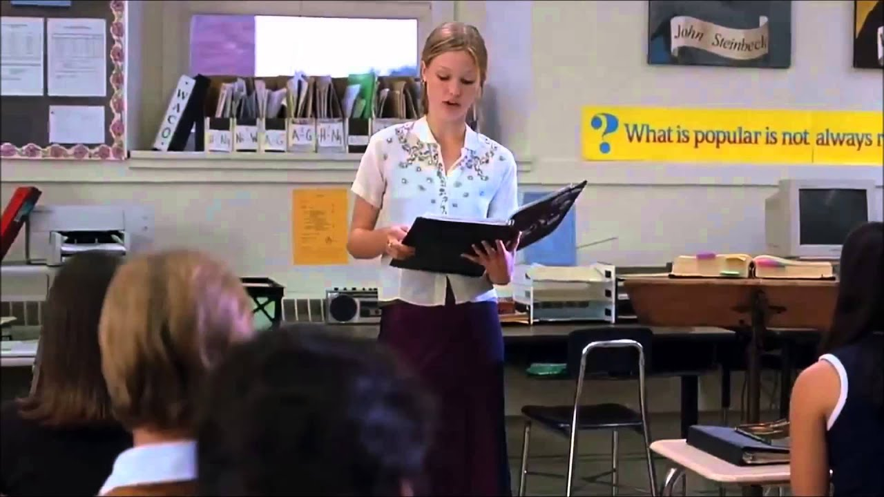 10 Things I Hate About You Poem: 10 Things I Hate About You