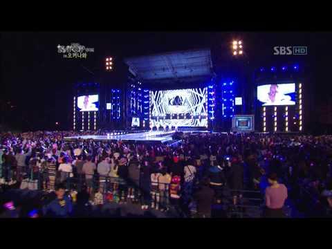 [Live]121101 KARA - Pandora 2012 K-POP Collection in Okinawa