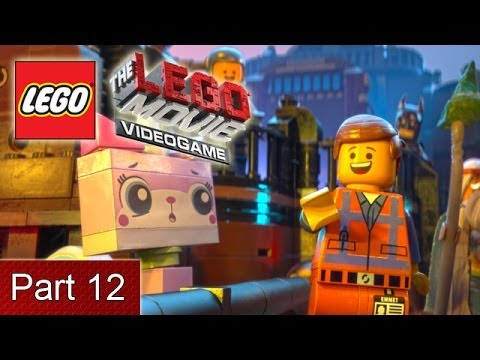 We Play: The Lego Movie Video Game - Infiltrate The Octan Tower - Part 12 (Xbox One Walkthrough) - Smashpipe Games